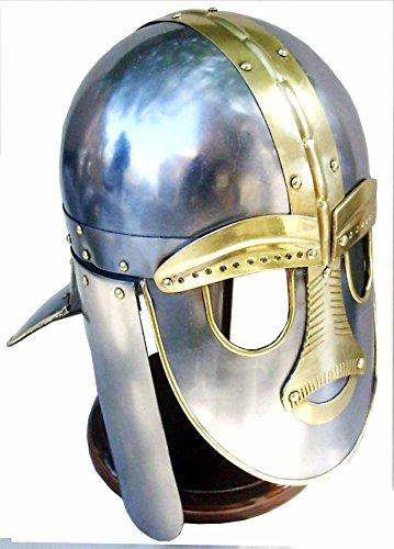 rhundert Angelsächsische Sutton Hoo zeremonielle Helm (Suttons Kostüme)