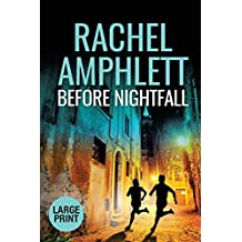 Before Nightfall: An action-packed FBI thriller