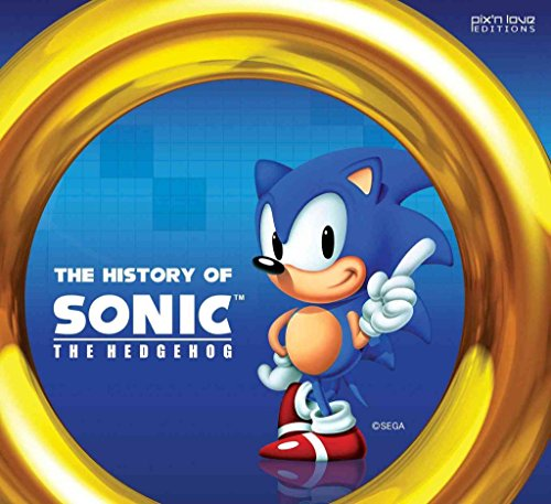 [(The History of Sonic the Hedgehog)] [By (artist) Sega ] published on (January, 2013)