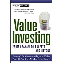 Value Investing – From Graham to Buffett and Beyond