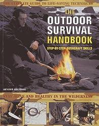 The Outdoor Survival Handbook Step-by-Step Bushcraft Skills