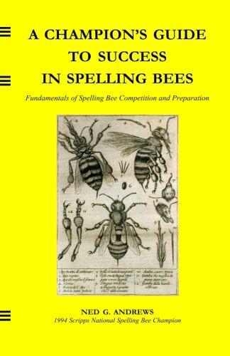 Spelling Bee Pdf