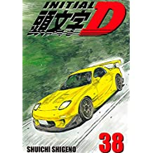 Initial D Vol. 38 (comiXology Originals)