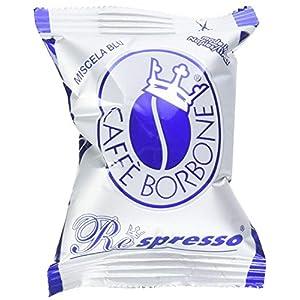 Caffè Borbone 50 Cialde Ese 44 Mm, Miscela Nobile - 360 Gr