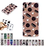 V-Ted Coque Apple iPhone XR Donut Coeur Silicone Ultra Fine Mince Bumper Housse Etui...