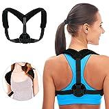 CE-Link Geradehalter zur Haltungskorrektur Posture Corrector Haltungstrainer Schulter Rücken Haltungsbandage Anpassbares Design für Bessere Körperhaltung Einstellbare - für Damen und Herren