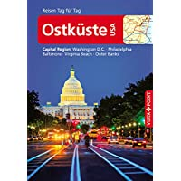 Ostküste USA - VISTA POINT Reiseführer Reisen Tag für Tag: Capital Region: Washington D.C., Philadelphia, Baltimore, Virginia Beach, Outer Banks (German Edition) - Pennsylvania Bank