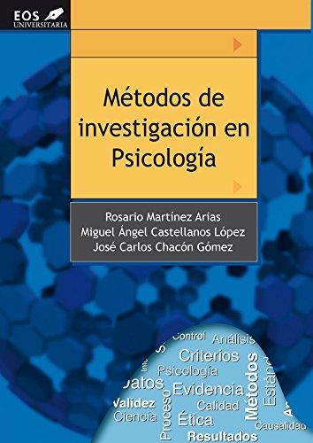 Métodos de Investigación en Psicología (EOS Universitaria)
