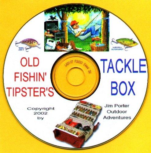 Old Fishin' Tipster's TACKLE BOX (English Edition) -