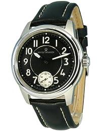 Revue Thommen Herren-Armbanduhr XL Analog Handaufzug Leder 16064.3531