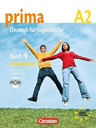 prima A2. Band 4: Arbeitsbuch