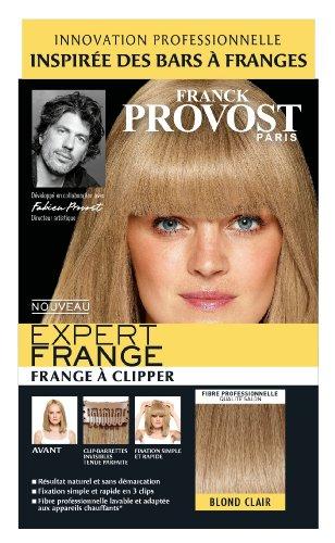 Franck Provost - Expert Frange à Clipper Blond Clair
