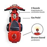 Goods & Gadgets Kindermotorrad mit Akku - 2