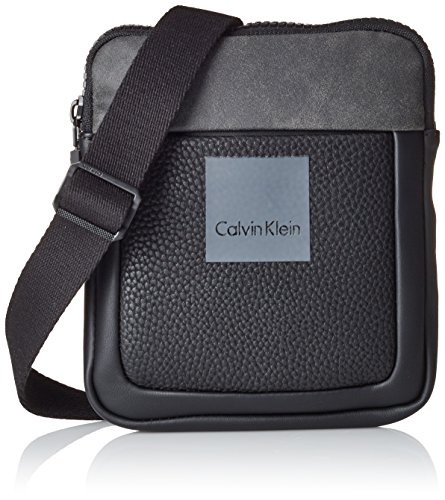 Calvin Klein Boris Mini, Pochette - Noir (001), Taille Unique