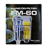 BLAU Hang On Filter FM-120 (bis 60 Liter Aquarien)