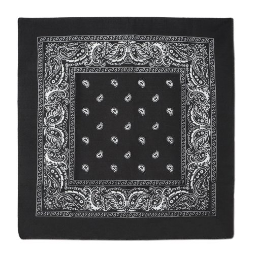cm schwarz (Rosa Bandana Party Supplies)