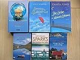 Paket Liebesromane: Die Liebe deines Lebens. In meinem Himmel. Sommertau und Wolkenbruch. Wo die Hoffnung Blüht. Das Leuchten der Stille. Solange das Herz noch schlägt. (6 top Bücher)!