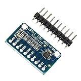 Hiletgo ADS1115Modulo ADC 16Bit I2C 4 canali con amplificatore Pro Gain per Arduino e RPi