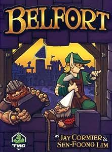 Tasty Minstrel Games TMG01006 - Belfort, Strategiespiel
