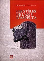 Les stèles de l'an 3 d'Aspelta