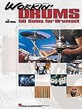 Hans, Ben Workin' Drums (50 Solo Sfor Drumset): Noten für Schlagzeug