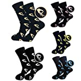 iHENGH Black Friday Weihnachten Karnevalsaktion Bequem Lässig Mode Lässige Baumwollsocken Mode Herren Damen Socken