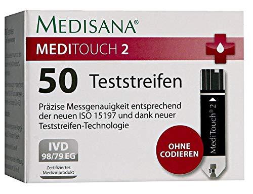 MEDITOUCH 2 Teststreifen