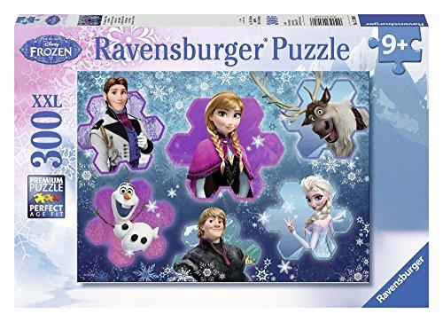 Ravensburger 13180 - Die Eiskönigin - Völlig unverfroren