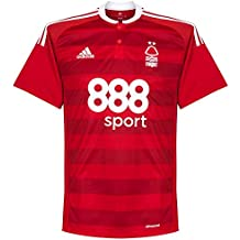 2016-2017 Nottingham Forest Adidas Home Football Shirt