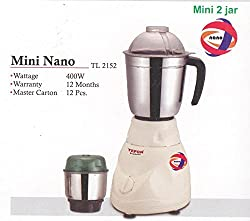 Tefon Mixer Grinder Nano