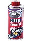 SYPRIN Original Diesel Additiv für Dieselmotoren Dieselsystem Injektoren Diesel-Einspritzdüsen Diesel-Additive Kraftstoffadditiv Reiniger 250 ml