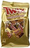 Twix Miniature - 14 pezzi da 130 g [1820 g]