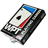 World Poker Tour - Cartes Poker - Cartes World Poker Tour Noir