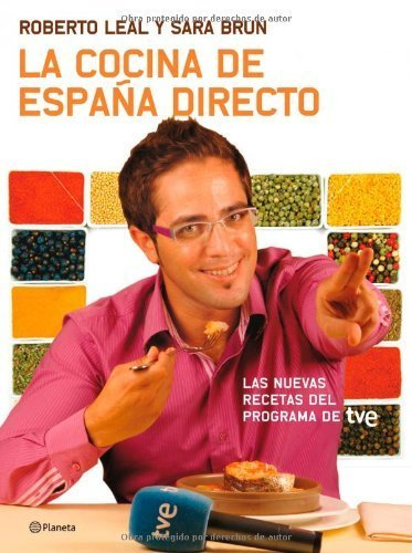 La cocina de España Directo: Las nuevas recetas del programa de TVE