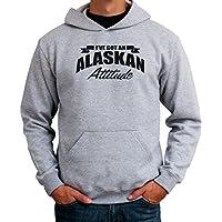 Felpa con Cappuccio Alaska