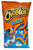 #6: Cheetos Snacks - Puffs with Cheese, 255g Pouch