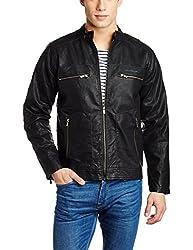 Pepe Jeans Mens Jacket (8903872645824_SILVERFOX LS_XX-Large_Black)
