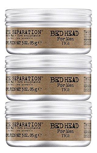 Tigi Bed Head For Men Matte Separation Trio 3 x 85g
