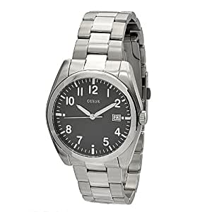 Guess Herren-Armbanduhr Analog Quarz Edelstahl W85082G2
