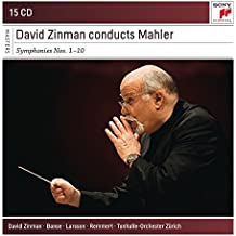 David Zinman conducts Mahler Symphonies Nos. 1 -10