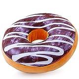 POPRY Kreative Simulation Donut Kissen, Kissen, Brot, Stofftier, Kissen, Geburtstagsgeschenk, senden Sie Ein Mädchen, J, 40 Zentimeter