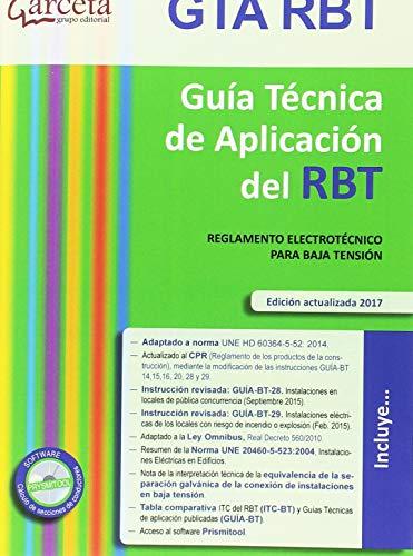 Ministerio de Industia: Guía Técnica de Aplicación del RBT por GTA RBT 6E