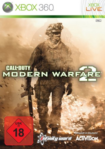 Call of Duty: Modern Warfare 2 (Cod Modern Warfare 2 Xbox 360)