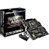 Asrock Z170 EXTREME4 - ASRock Z170 EXTREME4 Motherboard 6th Gen Core i7/i5/i3/Pentium/Celeron Socket 1151 Z170 ATX RAID Gigabit LAN