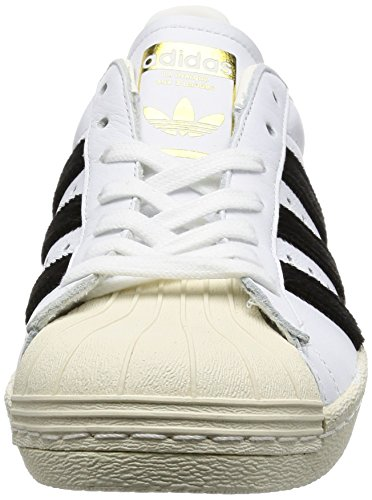 Sneaker Adidas Superstar 80S weiss