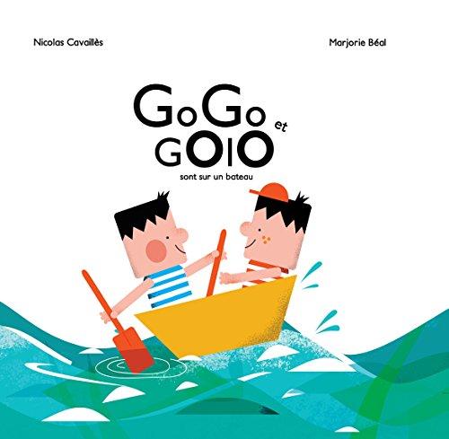 Gogo et Golo sont sur un bateau