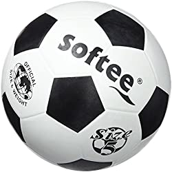 Softee Equipment 0000106 Balón Training, Blanco, S