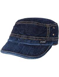 Krystle Unisex Denim Cotton Cap (Blue Denim ,Free Size)