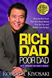 #9: Rich Dad Poor Dad: What the Rich Teach Their Kids about Money That the Poor and Middle Class Do Not!