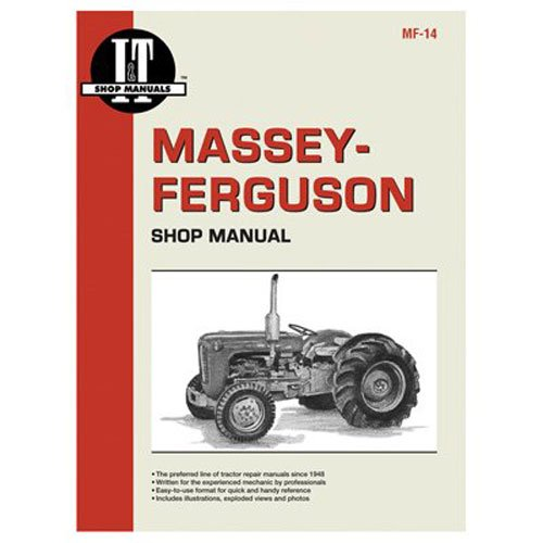 Ferguson Shop Manual (HAYNES MANUALS INC - Tractor Shop Manual, Massey Ferguson)